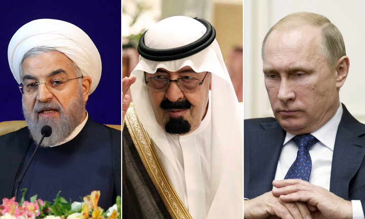 Breaking Down The Iran-Russia Oil-For-Goods Deal