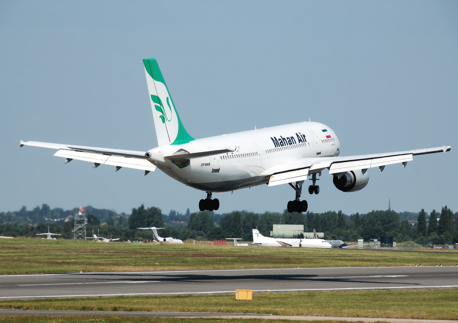OFAC Targets UK Businesses, Businessmen for Support to Mahan Air